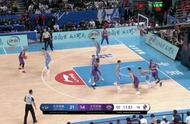 孙悦18分攻防高效,面对老东家左手追身大帽,梦回巅峰!