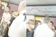 """暴徒在港铁堵门狠呛市民 外国人骂句""""滚开""""瞬间怂了 网友:奴性"""