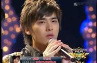 李易峰与自己隔空对唱《香水》,当年的他真是好青涩啊