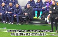 热刺vs伯恩利看到孙兴慜一条龙进球后穆里尼奥的反应➕替补席反应