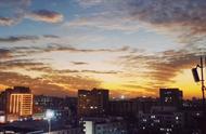 今晚深圳的晚霞,你看到了吗?