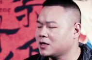 """""""岳云鹏哭了""""又上热搜,岳云鹏能成功真的是靠自己努力和郭德纲"""