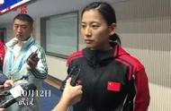 第三次参加军运会的中国选手,期待在武汉再创佳绩,升国旗奏国歌