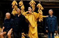 """#惠英红贵州古寨封面#皆是""""成熟""""的韵味和美好"""