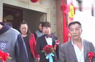 河南一土豪的婚礼,好比阅兵仪式,非常牛B!