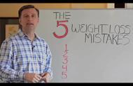 你减肥失败的五大原因
