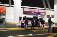 救护车到机场接人装免税品?上海机场回应:系员工私自违规使用