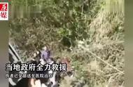 突发!湖南载22人旅游客车翻下山谷,已致一人当场死亡!