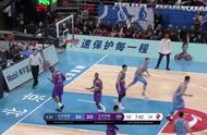 CBA-翟晓川20+8林书豪16分,首钢87-79北控赢下北京德比