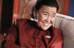 """帕瓦罗蒂、基辛格是她的粉丝,95岁她是享誉美国的""""中餐女王"""""""