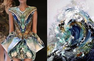 23个意想不到的服装设计灵感来源