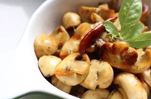 这些把菌菇做出肉味的技能,绝对让你怒干三碗米饭!
