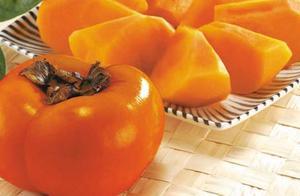 脆柿:外表硬硬的,里面却有着说不出的柔软,说不出的甜蜜。