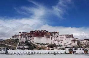 西藏布达拉宫的墙牛奶+糖当涂料,最甜蜜的宫殿?