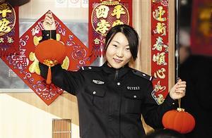 铁路民警26岁新娘魏姮:旅客平安就是最美婚纱