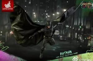 为什么HT这款蝙蝠侠的披风长达75cm?