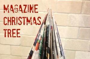10种创意的圣诞树 浪漫圣诞攻略之圣诞树篇