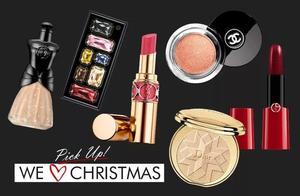 2014最具人气的圣诞彩妆前十名!