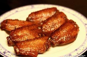 红酒烤翅的做法