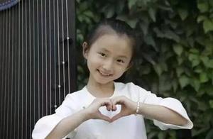 9岁小姑娘因古筝版小苹果大火,上央视演奏青花瓷
