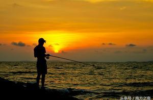 「原创摄影」海边落日,那是一种怎样的惊艳(广东阳江)