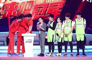 《来吧冠军2》跳高冠军奋力拼搏捍卫荣耀贾乃亮宋茜跳出体育精神