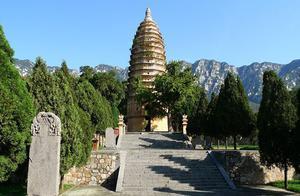 """登封有座中国最古老的佛塔,郑州""""大玉米""""的设计灵感就来自于它!地位堪比少林寺塔林!"""