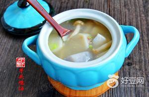 【食在金秋】秋季滋补--芋头鸡汤