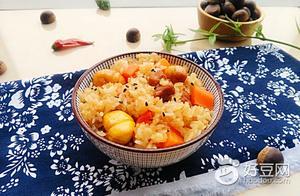 【食在金秋】板栗糯米饭