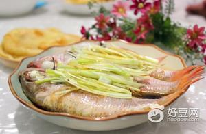 【食在金秋】肥美鲜嫩的清蒸红果鲤