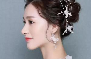 今年流行新娘发型,美的惊艳了世界
