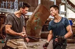 《战狼2》吴京:对老婆好,你才能出人头地!有老公老婆的必须得