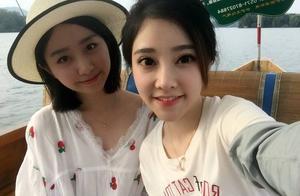 网红主播冯提莫携游西湖,我表示只知道她歌唱的还行