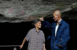 八旬老太年轻时选择了爱情嫁给了穷小子,和穷丈夫在山洞住六十年