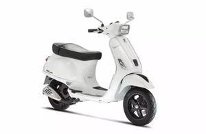 盘点欧洲精品踏板摩托车VESPA的参数及国内售价