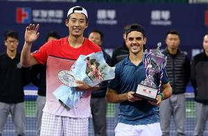 ATP挑战赛珠海站收官 中国军团表现喜人