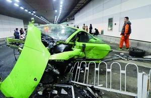 北京超级跑车飙车案开庭:两被控危险驾驶罪 司机被判拘役