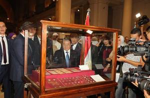 文物流失大国埃及为何向中国归还13件走私文物?