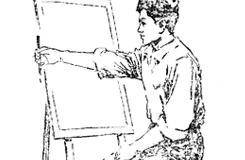 零起步教你怎样学画画 素描基础教程
