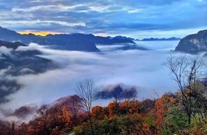 这才是神农架最美秋天,摄影师李群花了20多年总结出的大片秘诀!