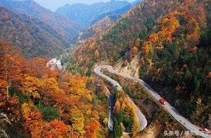 一到秋天,神农架就美成了画