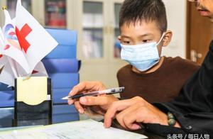 5岁重病男童主动提出捐献眼角膜,父亲:最遗憾没让孩子看过大海