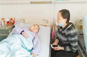 武威古浪13岁少年患再生障碍性贫血 15岁的姐姐愿意把所有骨髓都抽给弟弟
