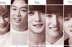 韩国历代男团的专辑销售量TOP 10,这个排名有点意思~