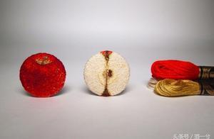 璐一兮分享:绘美食——编织的超逼真食物|Ipnot