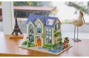 为帮幼儿园孩子完成手工作业熬通宵,无奈最后买别墅交差