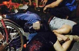成都司机酒驾连撞11人 8名受伤人员为狱警