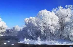 「逊克库尔滨雾凇攻略」一到冬天,这里就美成了仙境!