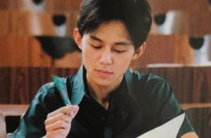何炅17年前旧照曝光,那年的他青涩又帅气