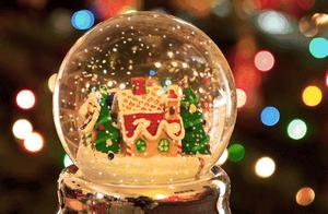 圣诞秘籍|教你如何做别致圣诞树!